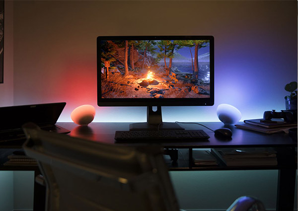 電競智能照明 隨畫面音效 燈色即時同步