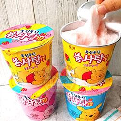 海太草莓味棉花糖口香糖