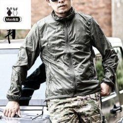 軍迷最愛運動透氣外套
