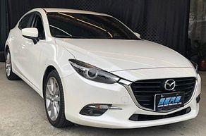 2016 Mazda 3五門