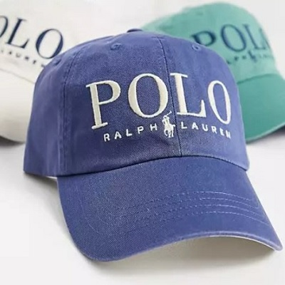 POLO小馬棒球帽老帽