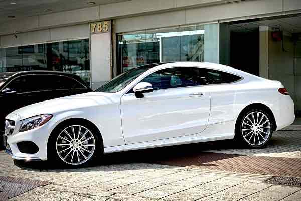 C300 Coupe AMG