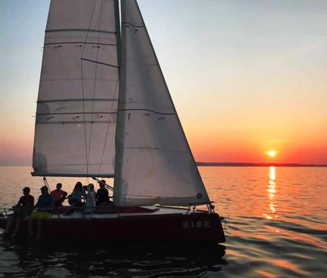 帆船駕駛體驗&水上SUP