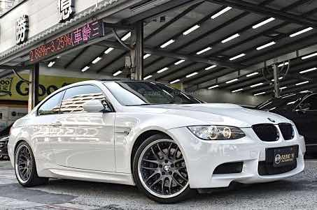 2012 BMW M3 COUPE Carbon車頂