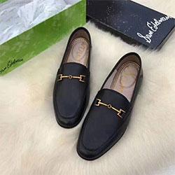 百搭馬蹄釦樂福鞋