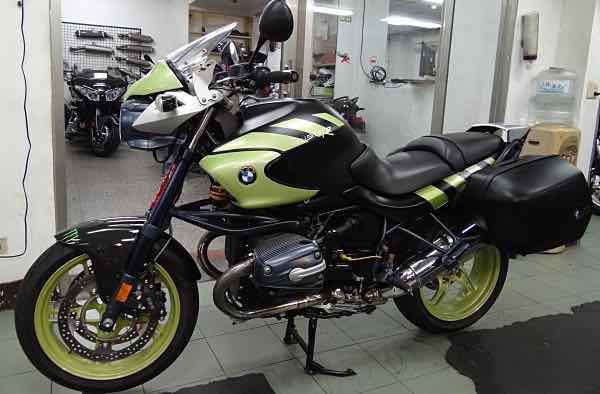 2004年 BMW R1150RR 選配10餘萬元
