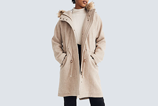 Flattering coats that are actually warm