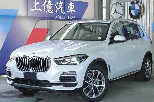 2018 BMW X5 40i 4WD 原廠試乘車