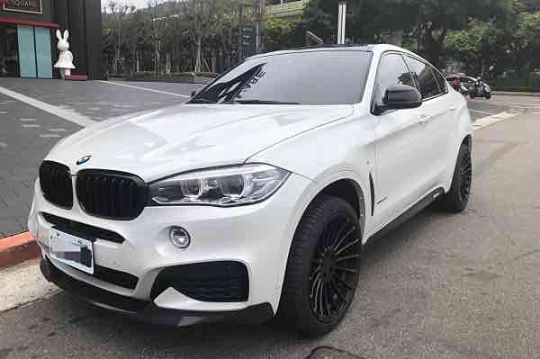 2018 總代理 BMW X6 35i M SPORT