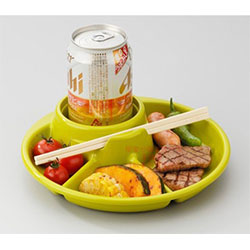 日本inomata 野餐盤