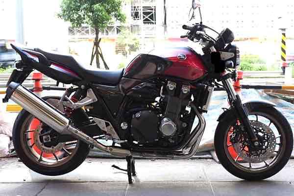 本田 CB1300SF ABS