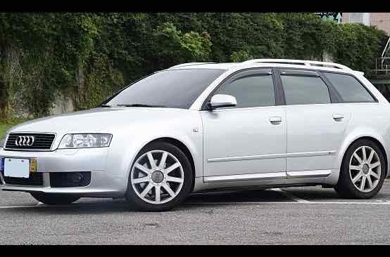 Audi A4 Avant 1.8T S-line 旅行車