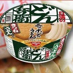 日清兵衛豆皮烏龍碗麵(12碗入)