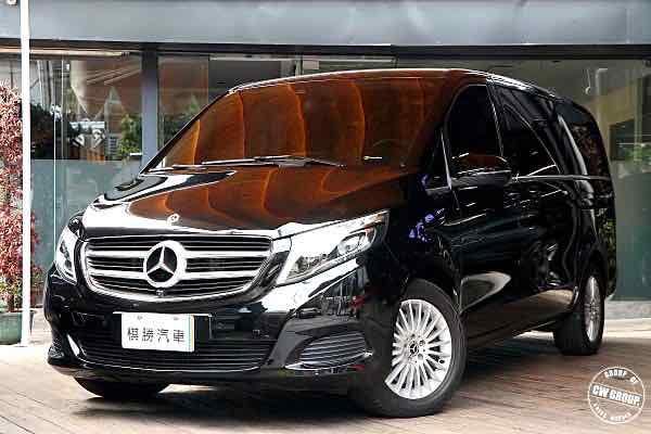 Benz V250d AVG