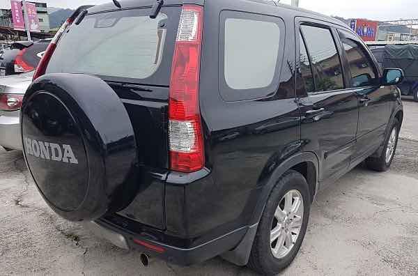 自售車庫車CRV 2.0頂級 天窗 4WD