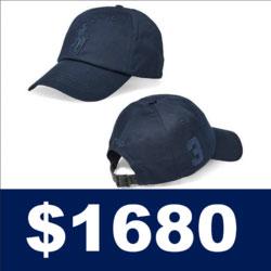 Polo Ralph Lauren棒球帽