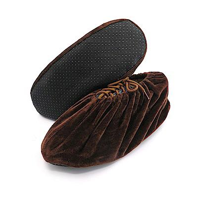 棉布收納鞋套
