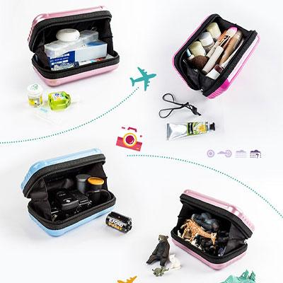 硬殼行李箱收納包