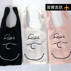 卡通Q版造型購物袋