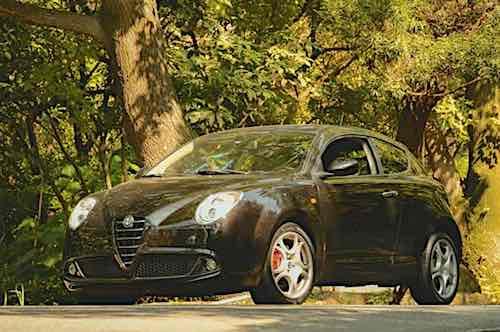 Alfa Romeo MiTO 6MT義大利小跑車