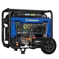 Westinghouse 4650-Watt Portable Generator