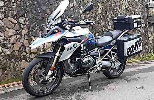 BMW R1200GS 亞洲版水鳥 (低座版)