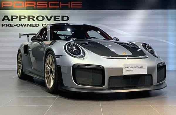 911 CT2 RS 最速渦輪蛙