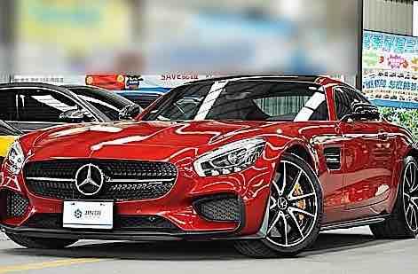 Benz AMG GTS 2015Edition1 總代理