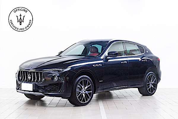 Maserati 2018 Levante SQ4 ZEGNA