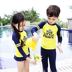 兒童男女泳衣