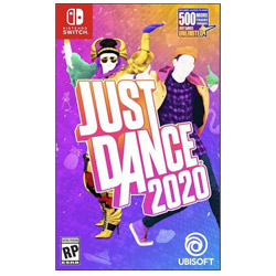 NS Just Dance 舞力全開 2020