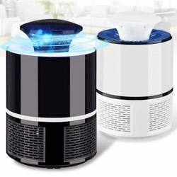USB光催化吸入式捕蚊燈