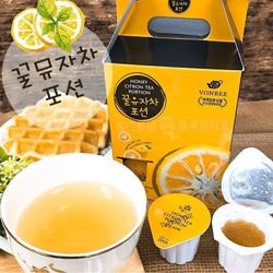 韓國VONBEE 蜂蜜柚子茶球