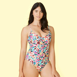 The Marina One Piece Swimsuit