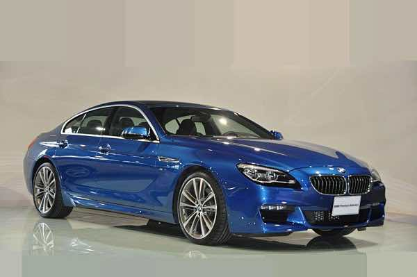 BMW 2017年640iGC