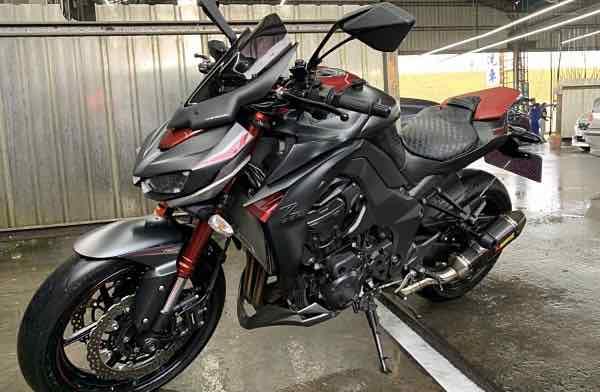 川崎 Z1000 淒 特別版