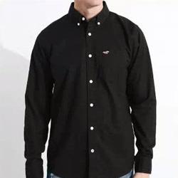 Hollister海鷗牛津襯衫