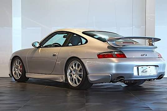 2001式 Porsche 996 911 GT3 Mk.1