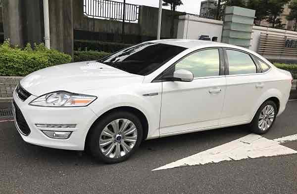 自售2015年福特Mondeo