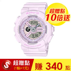 Baby-G 多層次立體錶盤