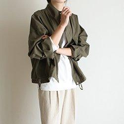 正韓口袋薄款夾克/帥氣夾克外套