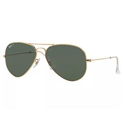 Ray-Ban Polarized Sunglasses Aviator