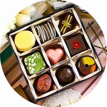 情人節手工巧克力禮盒