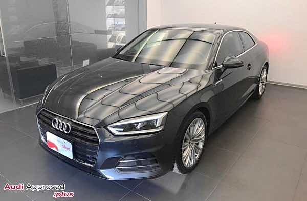 A5 Coupe 40 TFSI Premium package