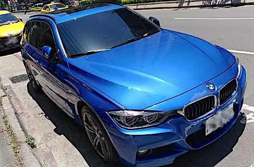 2016 BMW 320I Touring M Sport版