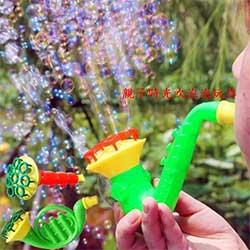 造型吹泡泡玩具