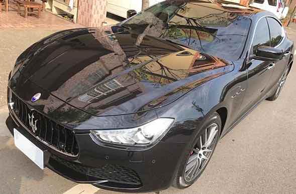 總代理 Maserati Ghibli Premium