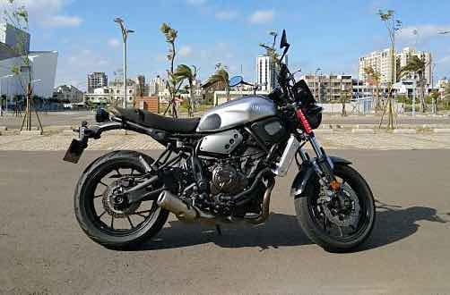 自售 XSR-700 YAMAHA