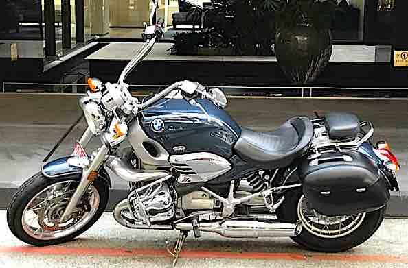 自售 2004年 R1200C 僅跑6367公里