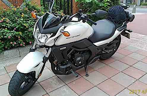 自售HONDA CTX700N DCT手自排 ABS